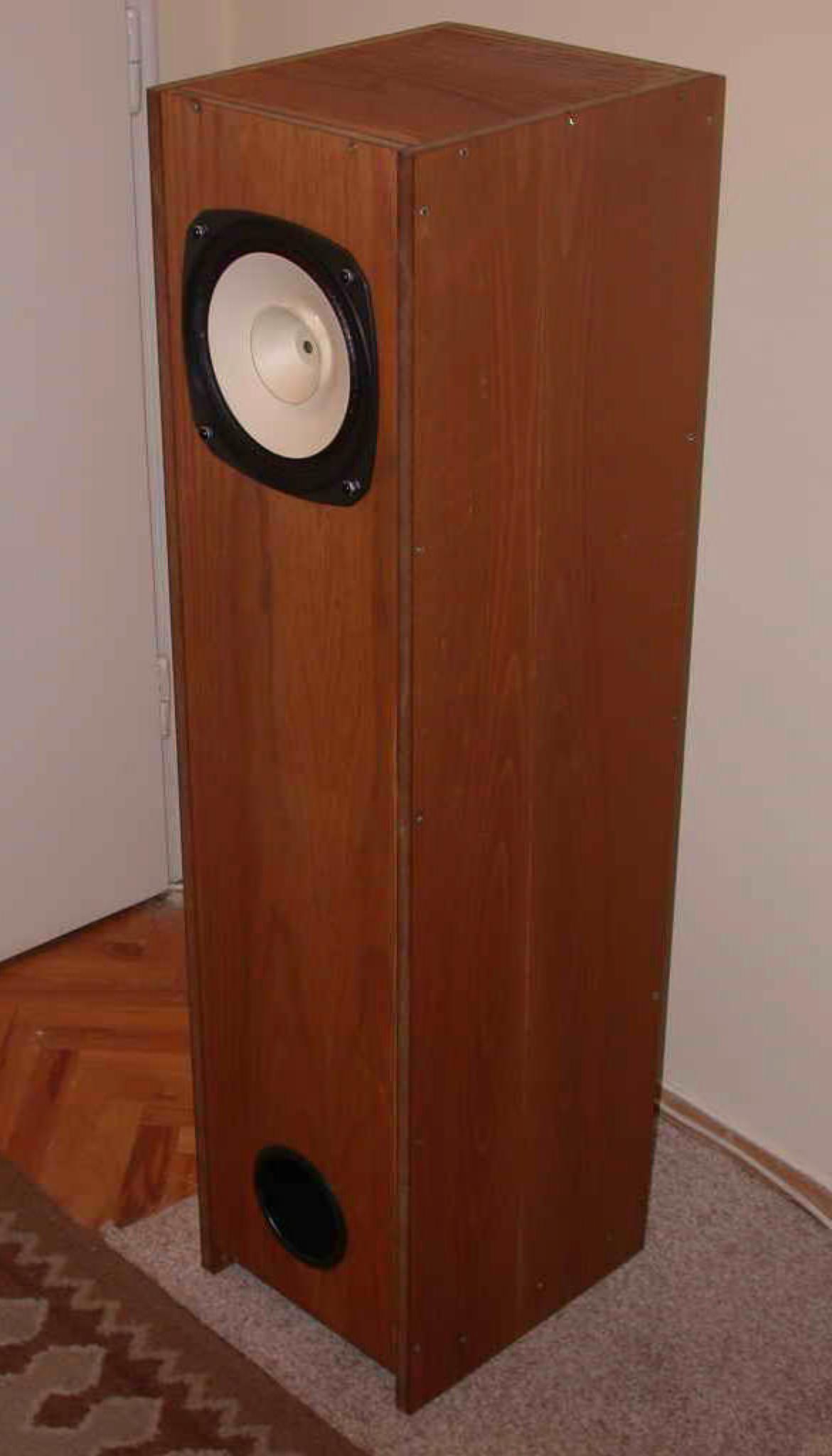 transmission line speaker design