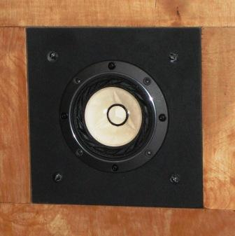 Project 9 : Eminence Alpha 15A Experimental Open Baffle Design