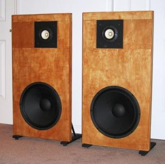 Inexpensive open baffle - Techtalk Speaker Building, Audio, Video